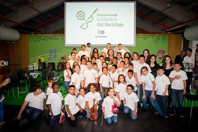 Orquesta del Reciclaje de Ecoembes