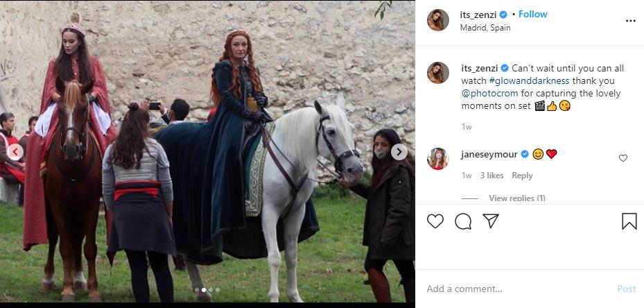 Itziar Fay Instagram