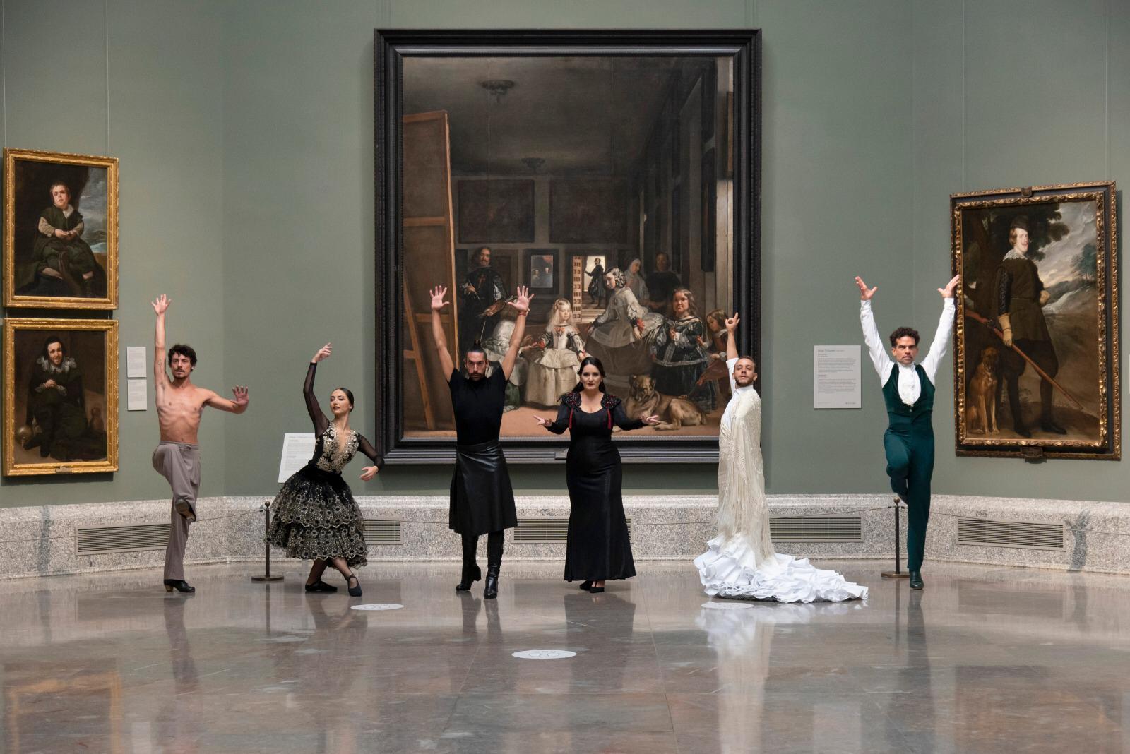 Maestros, coreografia de Antonio Najarro